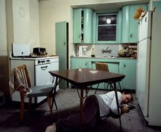 Jeff Wall, insomnia, 1994