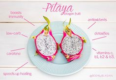 Look what wonders a #Pitaya a.k.a. #dragonfruit can do! #healthtips #foodie #fruits #vegan #govegan #austintx #atx #chef #personaltrainer #nutrition #instafood