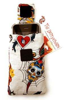 THE DEITY PHONECASE- TATTOO by The Deitychain