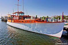 1923 Commuter Yacht Miss Asia