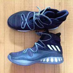 "adidas Basketball's Next Sneaker is ""Crazy Explosive"" - EU Kicks: Sneaker Magazine"