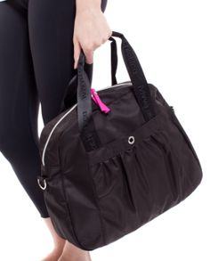 Everywhere Gym Bag from Ivivva $68 (could use for dance, tennis, and track)