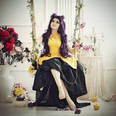 Human Luna from Sailor Moon Sailor Moon Luna, Sailor Saturn, Amazing Cosplay, Best Cosplay, Cosplay Diy, Cosplay Dress, Cosplay Outfits, Anime Cosplay, Luna Et Artemis