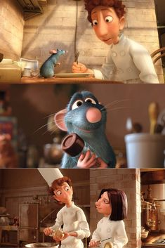 Our next Pixar movie idea is Ratatouille if you want to watch an animated comedy film. Ratatouille Disney, Ratatouille 2007, Walt Disney Co, Disney Magic, Disney Phone Backgrounds, Disney Pixar Movies, Herve, Cute Disney Wallpaper, Disney Addict