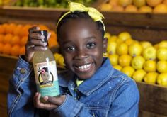 Mikaila Ulmer, Lemonade Entrepreneur! Mikaila is CEO of Me and the Bees Lemonade. Her idea was launched at age 4 when she took part in Lemonade Day, a national program that teaches financial literacy to kids by encouraging them to open their own business — a lemonade stand.  Whole Foods is now carrying Me & the Bees products, and she was offered a $60,000 investment from Daymond John on Shark Tank.