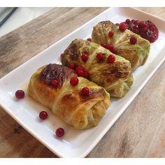 """28 Likes, 1 Comments - Tiskivuoren Emäntä Food Blog (@tiskivuorenemanta) on Instagram: """"Coming soon to a blog near you. #kaalikaaryleet #kaali #cabbage #foodblog #food #foodporn"""""""