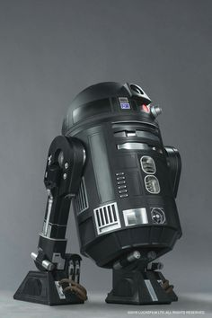 As revealed on The Star Wars Show, Imperial astromech droid C2-B5 from Rogue One.