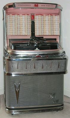 AMI1120 SEL Vintage Jukebox