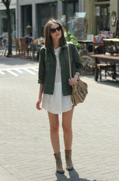 Polienne, a personal style blog by Paulien R. - 7 DAYS, 7 OUTFITS