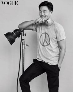 Lee Seo Jin - Vogue Magazine May Issue '17