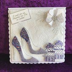 Cute Shoe Card