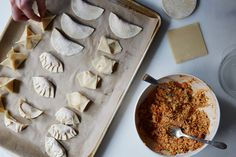 Let your creativity, not a recipe, guide your dumpling-making.