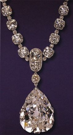 Cartier Star of South Africa Diamond