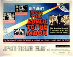 From the Earth to the Moon (1958)