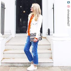 The jeans of the day #Repost @chrissabella27 with @repostapp. ・・・ Today's casual attire  happy weekend everyone  @liketoknow.it www.liketk.it/1kybh #liketkit #jeans #fivejeans #denim #details #style #fashion #ootd #outfit #outfits #instacool #instagood #instalike