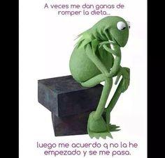 Rana rene, spanish humor. http://www.gorditosenlucha.com/