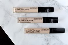 Catrice Liquid Camouflage High Coverage Concealer in 005 Light Natural  review swatches