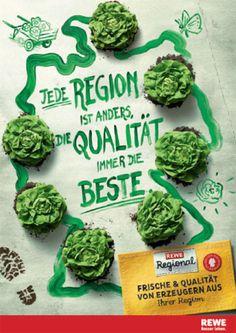 "REWE Regional ""Salat"""