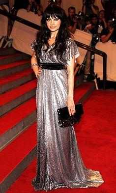 Nicole Richie, 2010 Met Gala, Marc Jacobs