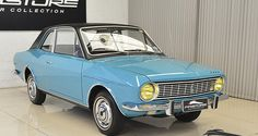 Ford Corcel Luxo 1971 Turquesa Royal - Pastore Car Collection
