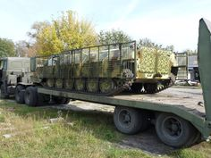 Ukrainian MT-LB