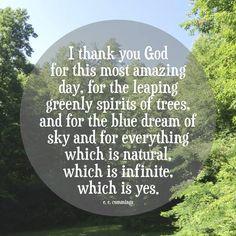e.e. cummings Quote | iloveitallwithmonikawright.com