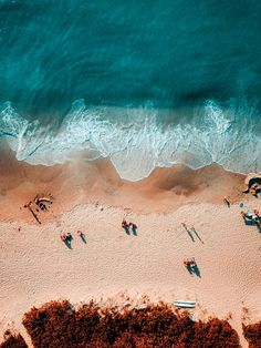 aerial photography of people near shoreline photo – Free Beach Image on Unsplash Beach Images, Beach Pictures, Gopro, Drone Parrot, Teal Image, Image Hd, Orange Wallpaper, Free Summer, Summer Beach