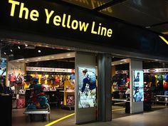 The Yellow Line is a joint venture between Rolling Luggage and VF Corp