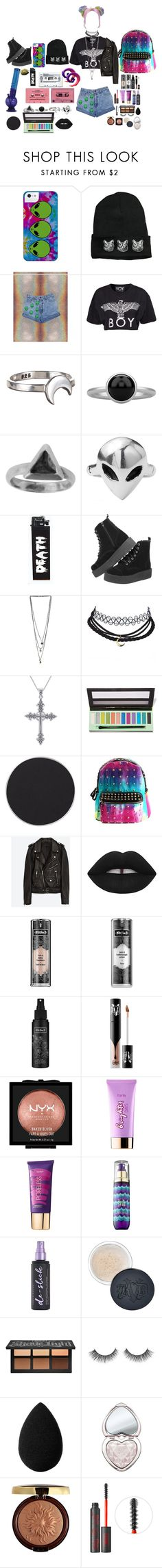 """""""Give Me Novacaine~Green Day"""" by headbangingunicorn ❤ liked on Polyvore featuring Moon River Collective, CASSETTE, BOY London, Veras, Grace + Scarper, Pieces, Zoemou, Disturbia, T.U.K. and Miss Selfridge"""