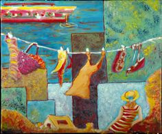 LAUNDRY by galleryFR on Etsy, €277.00