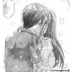 .  MANGA: Watashi ni xx Shinasai Status: Concluído (74 Capítulos).  << Foto do Capítulo 73 >>.  Eu realmente deixei de ler este mangá antes, porque eu fiquei entediado.  Mas então eu ouvi-lo já terminado e estava toda sobre minha linha do tempo!  Claro que fiquei curioso.  Ri muito.  Então, no final, eu continuei lendo isso e bem .. o final foi bom.  # WatashinixxShinasai # Otaku # RelationshipGoals # ShoujoManga # MangaCouple # MangaUpdate # MangaRecommendation # Kawaii # kawaiishoujomanga