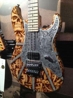 Charvel Guitars Custom San Dimas