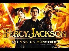Percy Jackson e o Mar de Monstros - filmes de ação - filmes completos du...