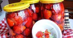 blog o smacznym jedzeniu i moim ogrodzie Salsa, Strawberry, Jar, Fruit, Vegetables, Blog, Strawberry Fruit, Vegetable Recipes, Blogging