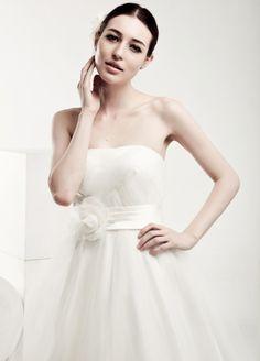 Princess Empire Waist Wedding Dress,Style No.0bg01725,US$295.00