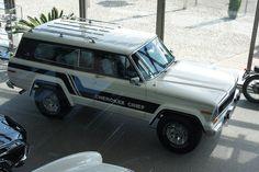 1981 Jeep Cherokee  - Chief
