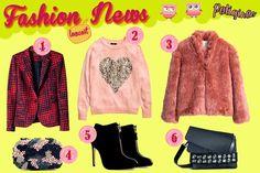 Especial Fashion News Diciembre 2014: ¡llega la fiesta!