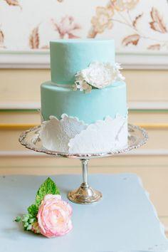 20 trouwtaarten met prachtige details