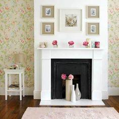 decoracao lareiras - Pesquisa Google