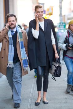 All of the latest street style looks right from the sidewalks of NYFW!