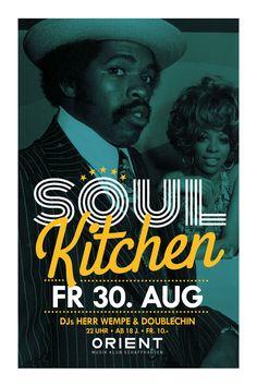 DJ Doublechin & Herr Wempe - Soul Kitchen - Orient/Schaffhausen - 31.8.2013