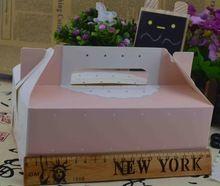20 шт. 20 * 13 см хлебобулочные торт коробка упаковка Queen вест-пойнт коробка печенье коробка(China (Mainland))