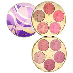 tarte - Amazonian Clay Blush Palette Color Wheel #sephora