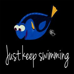 New Reward! Show your love for everyone's favorite blue tang with this Finding Dory t-shirt.