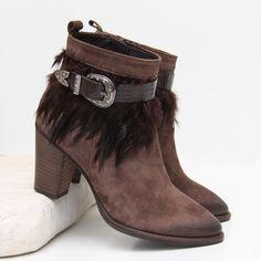 ALPE. Zapatos online. 3449 11 MARRON en Zacaris 3140e10113844