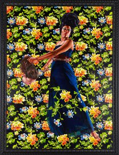 """Judith and Holofernes, 2012 Oil on linen 120"""" x 90"""""""