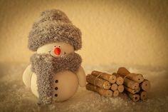 Happy Snowman... by Caspario - Photo 192988453 / 500px