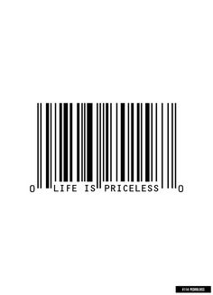 YOUR life is priceless!!!!