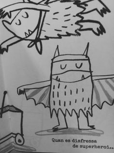 Si os ha gustado el trabajo de Anna Llenas aquí podréis seguir su blog y además comprar algunas de sus ilustraciones originales. Emotional Intelligence, Monster, Halloween, Anna, Illustration, Blog, Inspiration, Colour, Children's Magazines
