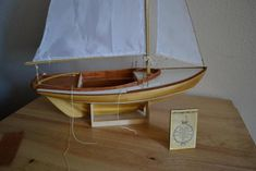 """L.F. Herreshoff Buzzards Bay By Pete48 - Small 3/4"""" = 1' - 0"""" scale - Finished - - Build logs for subjects built 1901 - Present Day - Model Ship World™ White Haven, Buzzards Bay, Commercial Pilot, Aircraft Parts, Wooden Boat Building, Birch Ply, Coeur D'alene, Woodworking Jigs, Wooden Boats"""